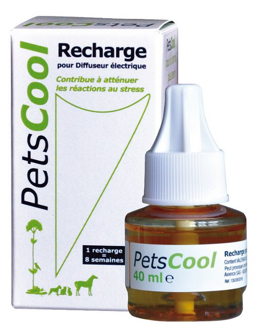 AXIENCE PETSCOOL RECHARGE DIFFUSEUR 40 ml 2017
