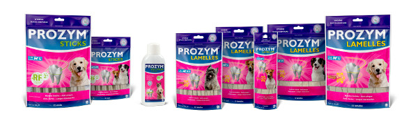 PROZYM gamme complete