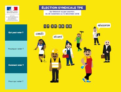 Elections syndicales TPE 2016
